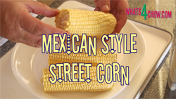 Learn to cook Street style Mexican corn on the cob