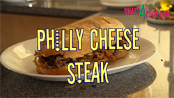 Learn how to cook the perfect Philly Cheese Steak