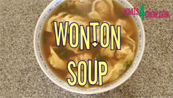 Learn how to make wontons and cook wonton soup