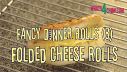 Learn how to make fancy dinner rolls - Part 8