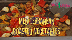 Greek Roasted Vegetables