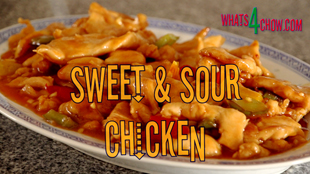 Sweet and Sour Chicken. Simply the Best Sweet & Sour Chicken ever, brought to you by Whats4Chow.com
