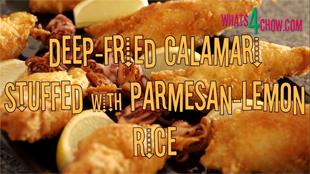 stuffed calamari,stuffed squid,deep-fried stuffed calamari,deep-fried stuffed squid,stuffed calamari recipe,stuffed squid recipe,crispy fried stuffed calamari,cripy fried stuffed squid recipe, stuffed calamari tubes recipes, stuffed calamari tubes with rice, stuffed calamari greek style, stuffed calamari sicilian style, how to make stuffed calamari,calamari recipe,squid recipe,how to cook calamari tubes,how to cook squid tubes