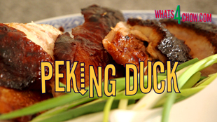 peking duck,roasted beijing duck,chinese roast duck,how to make peking duck,peking duck recipe,peking duck recipe video,roast beijing duck recipe,, peking duck pancake recipe, peking duck beijing, peking duck farm, chinese duck, cantonese duck, Most popular Chinese dishes, Chinese style roast duck, how to cook Chinese foods, chinese cooking, Chinese Food (Cuisine), Martin Yan's China Travels