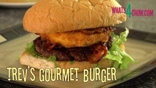 gourmet burger,gourmet burger recipe,how to make a gourmet burger at home,best goourmet burger recipe,best gourmet burger ever,how to make the best burger,gourmet burger with crumbed camembert,gourmet burger with bacon and roasted pepper relish,how to make roast red pepper burger relish,roast red pepper burger relish recipe,best relish recipe,best beef burger recipe, , gourmet burger recipes, gourmet burger toppings, gourmet burger ideas, gourmet burger patty recipe