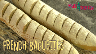 French Baguette - How to Make Baguettes at Home - Traditional French Bread  Recipe