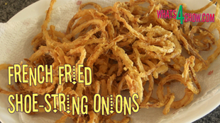 french fried onions,deep-fried shoe-string onions,crispy fried onion rings,crispy fried onions,deep-fried onions, onion rings recipe, fried onions, onion strings, french fried onions recipe, french fried onions chicken, french fried onions calories, french fried onions meatloaf, how to make french fried onions, onion strings recipes, beer battered onion rings, beer batter onion rings, onion rings batter