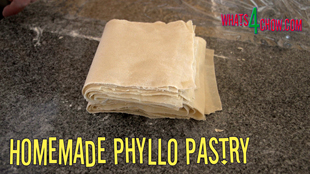 homemade phyllo pastry,, filo, phyllo, pastry, phyllo dough, filo dough, from scratch, greek filo pastry, homemade filo pastry, classic filo dough, homemade filo dough recipe, filo dough recipe, traditional filo dough, how to make filo dough, PhylloCups, homemade phyllo cups, how to make phyllo cups, how to make phyllo shells, athens phyllo, phyllo cups at home, chicken salad phyllo cups, easy phyllo cups