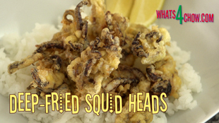 deep-fried squid heads,deep-fried calamari heads,deep-fried squid tentacles,deep-fried calamari tentacles,how to clean squid heads,how to cook squid heads,how to clean calamari heads,how to cook calamari tentacles,squid head recipe,calamari head recipe,calamari tentacles recipe,squid tentacles recipe,How to deep-fry calamari tentacles,how to deep-fry squid tentacles,crispy fried squid tentacles,crispy fried calamari tentacles