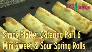 sweet & sour spring rolls,sweet & sour mini spring rolls,sweet & sour chicken spring rolls,how to make spring rolls,how to roll spring rolls,chicken spring rolls recipe,sweet & sour chicken spring rolls recipe,homemade spring rolls recipe,how to make spring rolls at home, how to make sweet and sour sauce, homemade sweet and sour sauce, sweet and sour sauce recipe, chinese sweet and sour sauce, sauce for sweet and sour chicken
