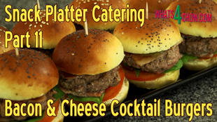 mini beef burgers,cocktail burger recipe,cocktail bacon and cheese burger,finger foods,cocktail snack food,Hamburger (Food),Slider (Food),Mini,Burger,party burgers,finger food burgers,snack burgers,slider burgers,bacon and cheese slider burgers,how to make cocktail burgers,cocktail burger buns,mini burger buns,cocktail party burgers,bacon and cheese cocktail party burgers