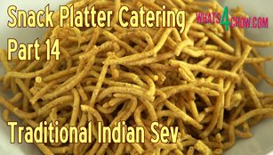 sev,traditional indian sev,sev recipe,traditional indian sev recipe,how to make sev,how to make traditional indian sev,make sev at home,how to make homemade sev,finger foods,snack foods,cocktail snack foods,cocktail party food recipes,superbowl recipes,party snack foods,spicy indian sev,how to make spicy indian sev,chickpea noodles,deep-fried chickpea noodles,how to make dough for sev,sev dough recipe
