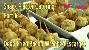 escargot,snails,how to cook escargot,how to cook snails,deep-fried snails,deep-fried escargot,deep-fried bacon-wrapped snails,deep-fried bacon-wrapped escargot,recipe for snails,recipes for escargot, escargot recipes, how to cook escargot, deep fried escargot, deep fried escargot recipe, escargot bourguignon, snails escargot, best escargot recipes, what does escargot taste like, how to eat escargot, escargot recipe without shells, award winning escargot recipe, award winning snail recipe