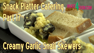 garlic snails,creamy garlic snails,how to make garlic snails,homemade garlic snails,escargot in garlic sauce,escartgot garlic butter,garlic snails on skewers, snails, escargot, garlic, french snails, garlic snails french, escargot recipe,garlic snails recipe,snails in garlic butter recipe,creamy garlic snails recipe,best recipe garlic snails,making garlic snails,finger foods garlic snails,fancy finger foods,fancy snack platter foods