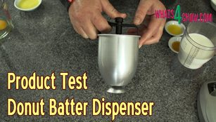donut batter dispenser,donut batter dispenser product review,donut batter recipe,how to make donut batter,donut maker,donut maker product review,donut maker batter dispenser,donut batter dispenser review,homemade donut batter recipe,donut batter machine,making donuts with a batter dispenser,best donut batter recipe
