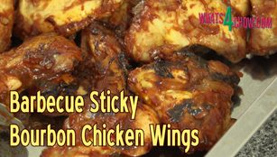 sticky chicken wings,bbq sticky chicken wings,barbecue sticky chicken wings,bourbon sticky chicken wings,barbecue bourbon sticky chicken wings,marinated bourbon chicken wings recipe,sticky chicken wings video recipe,how to make sticky chicken wings,homemade sticky chicken wings,how to make bourbon chicken wings,homemade bourbon chicken wings,sticky chicken wings on the barbecue, sticky chicken wings recipe oven