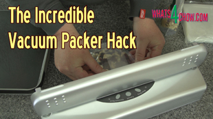 use untextured bags in your vacuum packer,use smooth bags in your vacuum packer,how to use normal bags in your vacuum packer,vacuum packer hack,how to use untextured bags in your vacuum packer,saving money using vacuum packer,normal vacuum bags in front loading vacuum packer,save money using normal bags in your vacuum packer,how to use plain bags in your vacuum packer,make your vacuum packer work with regular bags