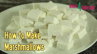 marshmallows,how to make marshmallows,homemade marshmallows,make marshmallows at home,easy to make marshmallows,vanilla marshmallow recipe,quick marshmallow recipe,homemade vanilla marshmallows,melt in your mouth marshmallows,easy marshmallow recipe