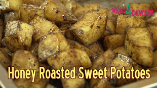 sweet potatoes recipe,roasted sweet potatoes recipe,how to roast sweet potatoes,sticky sweet potatoes,sticky roast sweet potatoes,honey roast sweet potatoes,crispy sugar sweet potatoes,honey and cinnamon sweet potatoes,how to make sticky sweet potatoes,how to roast honey sweet potatoes,honey glazed sweet potatoes,best sweet potato recipe