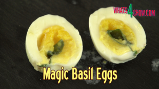 magic basil eggs,basil infused eggs,magic egg trick,hard boiled egg,hard boiled egg with basil inside,hard boiled egg with leaf inside,magic basil eggs,how to make eggs with herbs inside,best egg trick ever,how to make herb infused hard boiled eggs,facy hard boiled eggs,hard boiled eggs recipe,special hard boiled eggs.,special eggs recipe