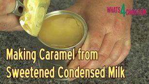 How to Make Caramel from Sweetened Condensed Milk,Dulce de Leche from Condensed Milk!!!!,how to make caramel,easy caramel recipe,make caramel at home,homemade caramel,make caramel in a can,condensed milk caramel,how to convert condensed milk into caramel,easy to make caramel,condensed milk caramel,creamy caramel from condensed milk