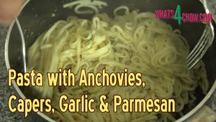 Quick pasta recipe,simple pasta recipe,pasta with anchovies recipe,pasta with anchovies & capers recipe,quick pasta with anchovies,super-easy pasta recipe,best seafood pasta recipe,best anchovy pasta recipe,anchovy & caper pasta,best linguine recipe,best taglietelle recipe,best spaghetti recipe