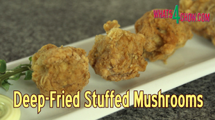 deep-fried mushrooms,deep-fried stuffed mushrooms,deep-fried pork stuffed mushrooms,how to stuff and deep-fry mushrooms,homemade deep-fried mushrooms,best deep-fried mushrooms recipe,easy deep-fried mushrooms,deep-fried mushrooms stuffed with pork,spicy deep-fried mushrooms,how to coat mushrooms for deep frying,quick deep fried mushrooms recipe,crispy deep-fried mushrooms,deep-fried mushroom starter,mushroom recipes
