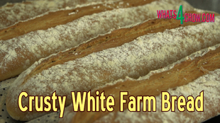 crusty farm bread recipe,how to make farm bread,homemade farm bread,easy bread recipe,easy white bread recipe,rustic farm bread recipe,how to make bread with a thick crust,how to make bread with a crispy crust,homemade farm bread recipe,easy homemade bread recipe,farmhouse loaf bread,easy white farmhouse bread,make bread step by step,easy white breat youtube,easy white bread step-by-step,simple white bread recipe