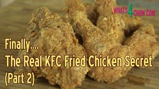 how to make original fried chicken