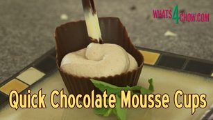 chocolate mousse cups,quick chocolate mousse recipe,quick chocolate mousse cups recipe,how to make quick chocolate mousse at home,how to make chocolate porcupine quills,how to make chocolate quills,homemade chocolate quills,how to make mousse in chocolate cups,cheats chocolate mousse,simple chocolate mousse in chocolate cups,molding chocolate at home,simple chocolate mousse,making chocolate mousse at home