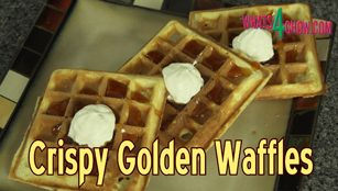 waffles,how to make waffles,recipes for waffles,waffles recipe,how to make crispy waffles,crispy waffles recipe,making waffles at home,homemade waffles,best waffle recipe,crispy golden waffles,belgian waffle recipe,waffle recipe video,video recipe waffles,waffle recipe youtube,quick and easy waffles,easy waffle recipe,quick waffle recipe,classic waffle recipe,simple waffle recipe