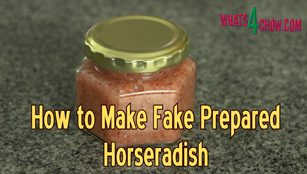 prepared horseradish,how to make prepared horseradish,how to pickle horseradish,how to make fake horseradish,how to make fake pickled horseradish,how to make fake prepared horseradish,homemade horseradish,horseradish sauce,making fake horsradish at home,preserving horseradish,feaux horseradish,cheap horseradish