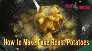 how to make roast potatoes,quick roast potatoes,easy roast potatoes,fake roast potatoes,the quickest way to make roast potatoes,perfect roast potatoes,perfect fake roast potatoes,fried roast potatoes,rustic roast potatoes,rough roast potatoes,crispy roast potatoes,golden roast potatoes
