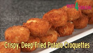 potato croquettes, deep fried potatoe crouettes, deep-fried mash potato croquettes, deep-fried mashed potato croquettes, how to make croquettes, homemade potato croquettes, easy potato croquettes, crispy deep-fried potato croquettes, how to deep-fry potato croquettes, deep-fried potato croquettes recipe, deep-fried potato croquettes video recipe, deep-fried potato croquettes youtube,