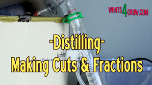 making cuts when distilling alcohol, how to make cuts when distilling alcohol, cuts and fractions when distilling alcohol, distilling alcohol in a pot still, how to distill alcohol in a pot still, how to make cuts when distilling in a pot still, how to distill alcohol at home, how to fraction and blend alcohol, how to fraction and blend distilled alcohol, blending alcohol using fractions,