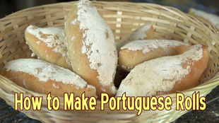 how to make portuguese rolls crispy chewy portuguese bread rolls