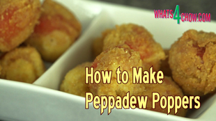 peppadew poppers, how to make peppadew poppers, peppadew poppers recipe, best recipe peppadew poppers, homemade peppadew poppers, crumbed deep-fried peppadew poppers, chillipoppers recipe, how to make chilli poppers, homemade chilli poppers, blue cheese peppadew poppers, easy peppadew poppers, quick peppadew poppers, peppadew poppers video recipe, peppadew poppers recipe youtube,