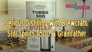 still spirits turbo 500, still spirits turbo 500 distiller, still spirits turbo 500 unboxing, still spirits turbo 500 product review, still spirits turbo 500 distilling system, how to distil alcohol at home, home distilling, home brewing, how to make whiskey, how to make vodka, how to make rum, how to make brandy, how to distil at home, homemade whiskey,