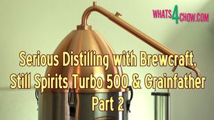 still spirits turbo 500, still spirits turbo 500 distilling system, still spirits alembic distiller, still spirits reflux distiller, differences between alembic and reflux, explaining alembic and reflux distilling, yeast for alembic and reflux distilling, what yeast to use for distilling, how pot distilling works, how reflux distilling works, how brewing, home brewing, home distilling, using the still spirits distiller, how to distill alcohol at home,