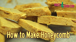 how to make honeycomb, honeycomb, honeycomb recipe, honeycomb toffee (dish), baking, sponge candy recipe, easy recipes, crunchie (consumer product), how to make crunchie bars, crunchie bar recipe, homemade cadbury crunchie bars, homemade honeycomb, sponge toffee, how to make honeycomb sweets, how to make honeycomb candy, how to make honeycomb crunchies, candy recipes, cadbury's crunchie, chocolate coated honeycomb, make honeycomb at home, recipe, candy, how to, recipes,