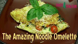 omelette, how to, how to make, noodle omelette, omelette made from noodles, breakfast recipes, recipes, brunch recipes, fancy breakfast recipes, homemade noodle omelette, using noodles to make an omelette, 2 minute noodles recipe, best omelette recipe, special occasions breakfast recipes, special breakfast recipes, 5 star breakfast recipe, gourmet omelette recipe, unusual omelette recipe, cooking, home cooking, best recipes, fancy recipes, video cooking recipes, video recipe,