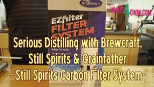 still spirits, carbon filter, filtering alcohol, still spirits carbon filter system, how to filter alcohol, turbo 500, still spirits turbo 500, home brewing, home distilling, making alcohol at home, homemade alcohol, distilling at home, distilling alcohol, making booze at home, reflux distilling, reflux distilling at home, alembic distilling, alembic distilling at home, spirits, alcohol, still, filter, carbon, how to, how to make, cooking, recipe,
