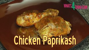 Chicken Paprikash Recipe S