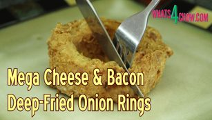 deep-fried onion rings,stuffed deep-fried onion rings,crispy deep-fried onion rings,gourmet deep-fried onion rings,how to,how to make,homemade,recipe,onion,bacon,rings,cheese,food,fried,deep,cooking,onion rings,recipes,kfc chicken recipe,kfc recipe,cooking,food,kfc secret recipe,burger bun recipe,how to make kfc chicken,how to make apple cider vinegar at home,recipes,spring roll wrapper recipe,kentucky fried chicken,How to deep-fry crispy onion rings