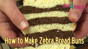 zebra bread,zebra bread recipe,how to make zebra bread,zebra bread no food coloring,homemade zebra bread,easy zebra bread recipe,how to make,two tone bread,striped bread,recipe,bread,food,cooking,baking,making zebra bread,best zebra bread recipe,zebra bread buns,zebra bread burger buns,all natural zebra bread