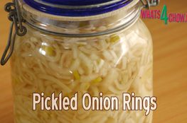 pickled onion rings,pickled onion rings recipe,how to make pickled onion rings,homemade pickled onion rings