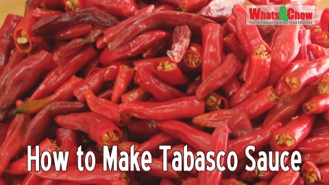 How to Make Tabasco Sauce - Lacto-Fermented Hot Sauce Recipe