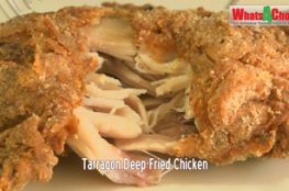 Tarragon Deep-Fried Chicken