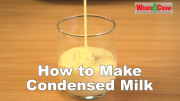 How to Make Condensed Milk S