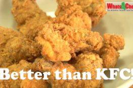 Better Than KFC S